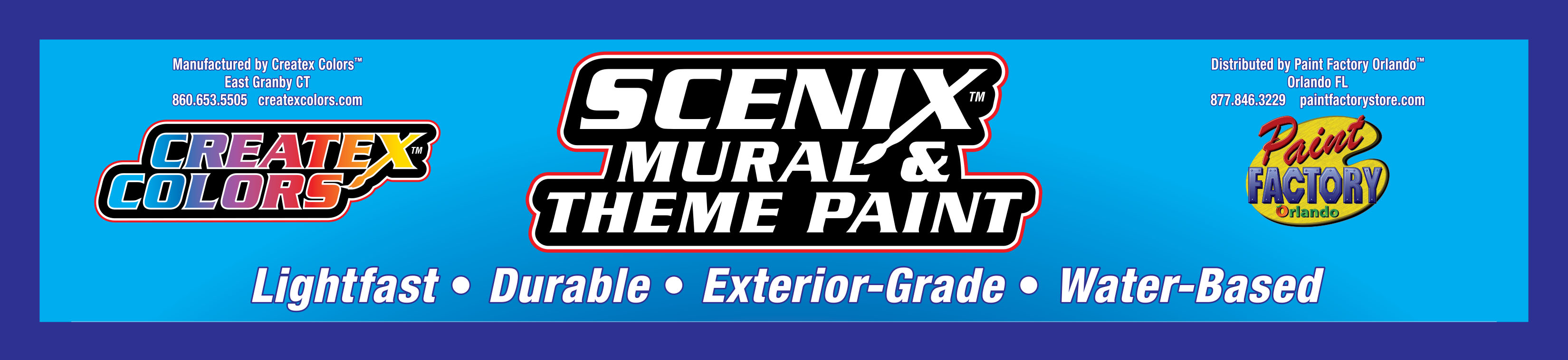 Scenix Paints